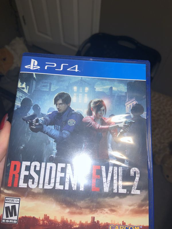 Ps4 with controller and 2 games