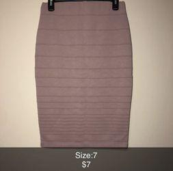 Light pink Pencil skirt for Sale in Wichita,  KS
