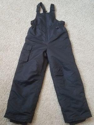 Cherokee Snow Pants Bib - KIDS - Size M 8/10 - UNISEX BLACK for Sale in Oregon City, OR