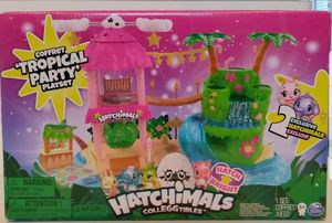 HATCHIMALS CollEGGtibles Tropical Playset for Sale in Miami, FL