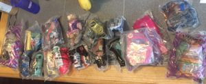 McDonald's and bk collectibles toys unopened for Sale in Diamond Bar, CA