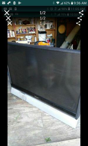 """Panasonic tv de 52"""" for Sale in Dallas, TX"""