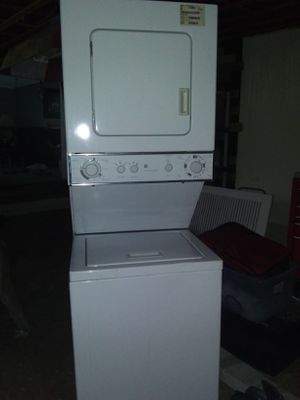 GE stackable washer/dryer for Sale in Cocoa, FL