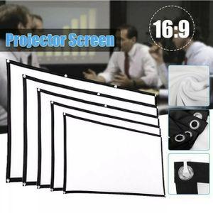 New 100 inch projector screen for Sale in Santa Clara, CA
