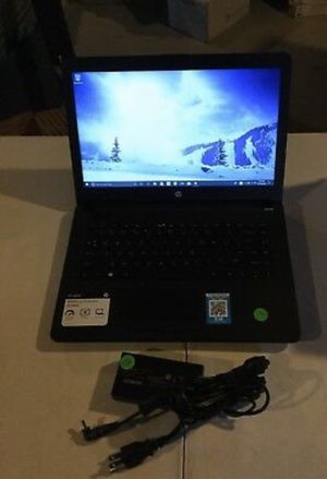 "HP 14-bw066nr 14"" AMD E2-9000e 1.50GHz 4GB RAM 500GB HDD Laptop for Sale in Cockeysville, MD"