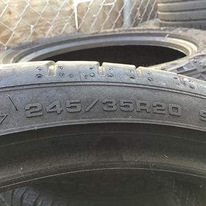 1 Tire 245/35/20 Goodyear for Sale in National City, CA