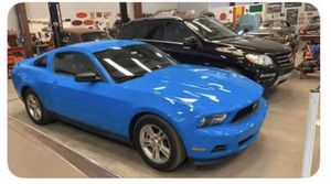Mustang 2011. Tilte clear. Manual Sport for Sale in Kissimmee, FL