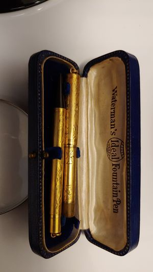 Waterman's fountain pen according to the numbers we have 0552 1 / V for Sale in Port St. Lucie, FL