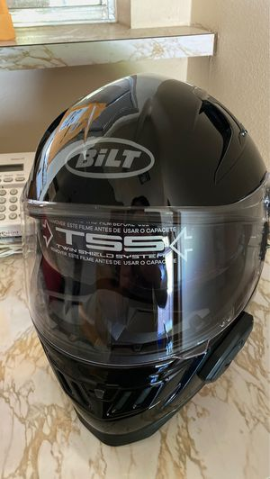 Bilt DWO-5 Bluetooth Motorcycle Helmet *Brand New* for Sale in Fort Worth, TX