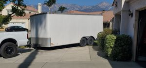 Enclosed trailer for Sale in Rancho Cucamonga, CA