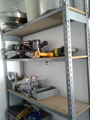 Shelving steel heavy duty for Sale in Phoenix, AZ