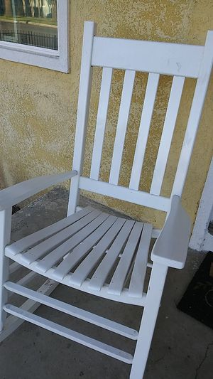 2 rocking chairs for outside for Sale in Corona, CA