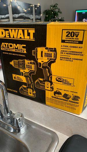 Dewalt impact and drill driver. 20 volt brand new. for Sale in Everett, WA