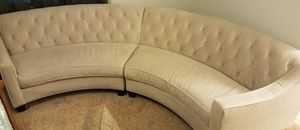 Curved sofa for Sale in Gridley, CA