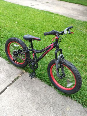 """20"""" HUFFY 3.0 FAT TIRE for Sale in Katy, TX"""