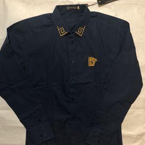 Versace Long Sleeve Dress Shirt Size Medium for Sale in Burkeville, VA