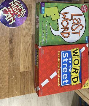 Board games for Sale in Culver City, CA