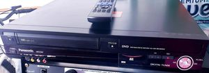 Panasonic DVD & VHS Digital Tuner for Sale in Santa Clarita, CA