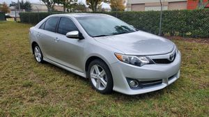 2012 Toyota Camry SE, 125k Miles 2.5L 4C. Clean Title Florida Bluetooth Automatic 🔸 $1,800.- DOWN PAYMENT🔸 for Sale in Orlando, FL