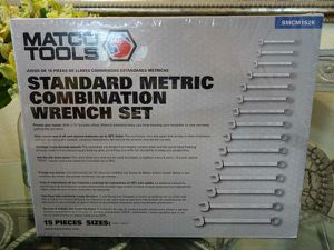 Matco Metric Wrench Set for Sale in Citrus Heights, CA
