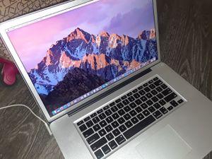 "Wonder Big Screen 2011 Macbook Pro I7-2.3/16Gb/500Gb/17""/DVD-RW/Office 2011/WiFi, Photoshop, Final Cut Pro, Logic Pro X for Great Sale for Sale in Rosemead, CA"