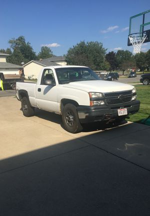 2006 Chevy silverado 1500 WT for Sale in Cleveland, OH