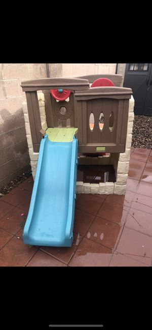 Play house with slide for Sale in Cypress, CA