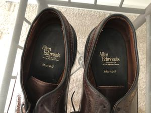 Allen Edmonds Cordovan Shoes Size 10 for Sale in Silver Spring, MD