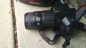 Nikon camera N 70 for Sale in Denver, CO