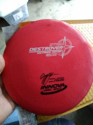 Disc golf disc for Sale in Knoxville, TN