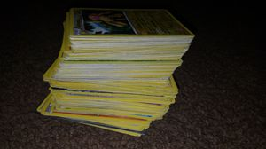 214 pokemon cards black pouch included whith GX for Sale in Nashville, TN