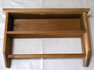 Wood Wall Shelf for Sale in Peoria, AZ