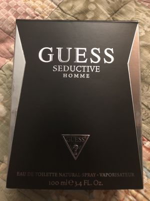 Guess Men's perfume for Sale in Manassas, VA