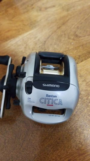 Shimano fishing reel for Sale in Portland, OR