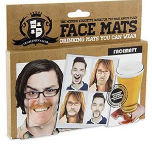 Face drink coaster 20 double sided drink coasters for Sale in Irvine, CA