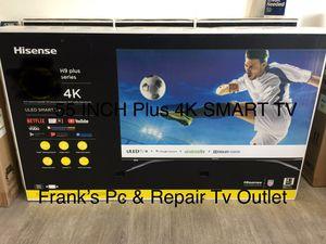 $39 DOWN/ 55 INCH HISENSE 240HZ PLUS 4K SMART TV 📺 for Sale in Chino, CA