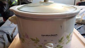 Flower Crock Pot for Sale in Westminster, CO