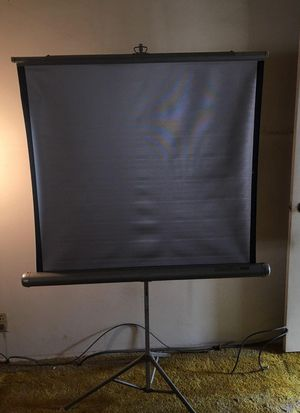 Projection screen for Sale in Lakewood, CA
