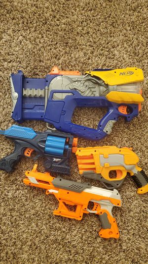 Lot of Nerf Guns for Sale in LOS RNCHS ABQ, NM