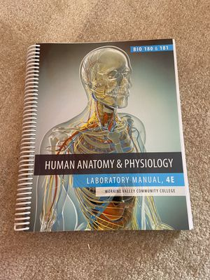 Anatomy and physiology textbook for Sale in Oak Lawn, IL