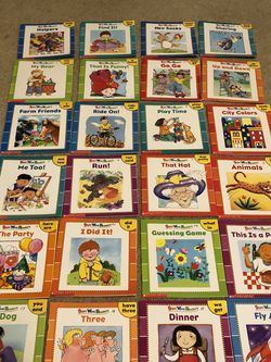 Lot Of 24 Sight Word Readers Easy Reader Books Kindergarten Level for Sale in Smyrna,  TN