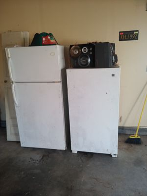Fridge deep frezzer for Sale in High Point, NC
