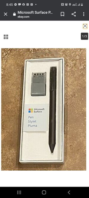 """ New"" Microsoft Surface Pen Stylet Pluma for Sale in Miami, FL"