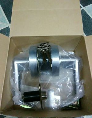 Ansi Level 2 Cylindrical Lever handle Door Lock. for Sale in The Bronx, NY