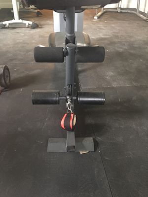 Marcy Gym Equipment - With Weights for Sale in Houston, TX