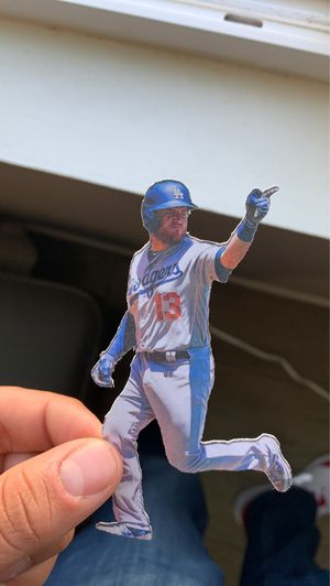 MAX MUNCY Get it out of the ocean sticker for Sale in Bloomington, CA