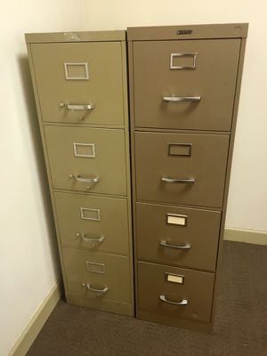 Office furniture/ file cabinets for Sale in Norcross, GA