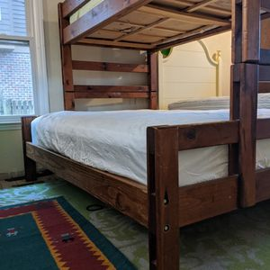 Twin Over Full Bunk Beds for Sale in Wake Forest, NC
