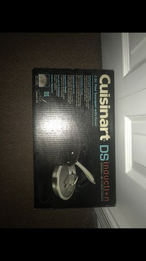 Cuisineart DS Induction Saucepan with Cover for Sale in Millersville, MD