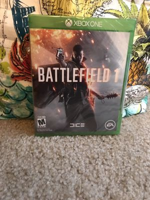 XBOX ONE Unopened Battlefield 1 for Sale in Ashburn, VA